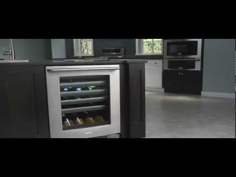 Electrolux 24″ Under-Counter Wine Cooler