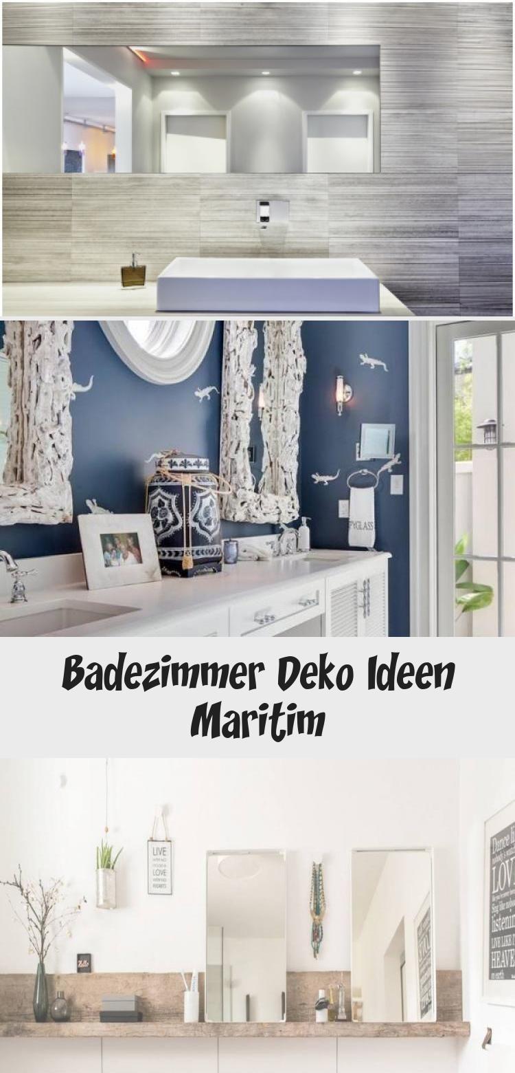 Badezimmer Deko Ideen Maritim Dekoration In 2020 Badezimmer Deko Deko Ideen Zimmer