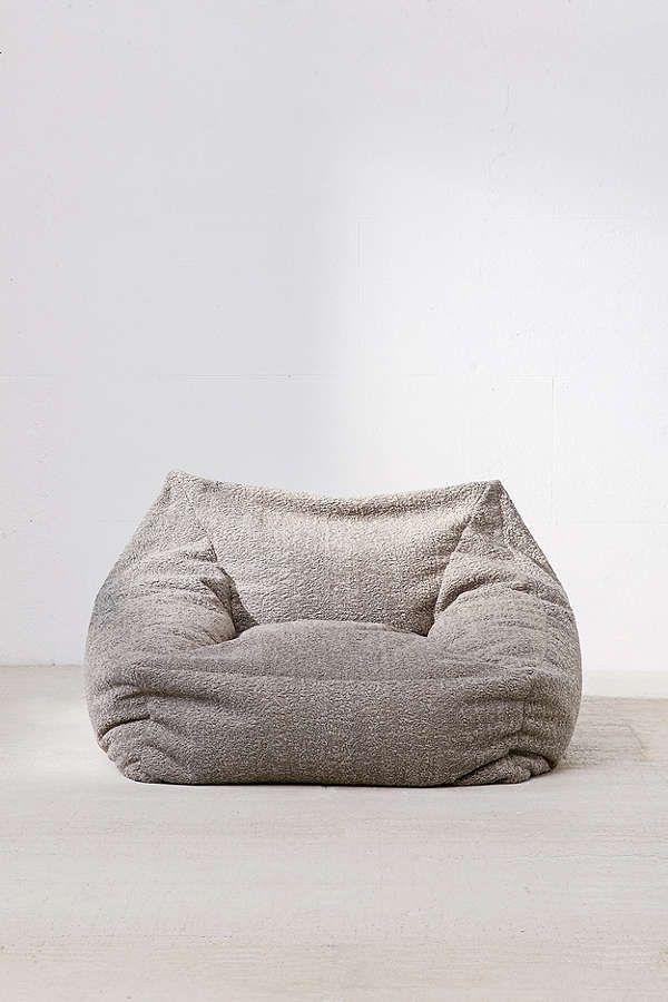 Cooper Faux Sheepskin Lounge Chair In 2020 Lounge Chair Bean Bag Chair Chair