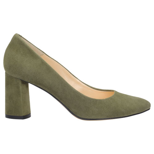 Czolenka Damskie 8391 67 Shoes Heeled Mules Mule Shoe