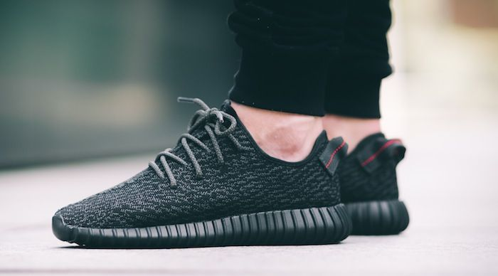 """bec9c75eed5b Everything You Need To Know About The adidas Yeezy 350 Boost """"Pirate Black"""""""