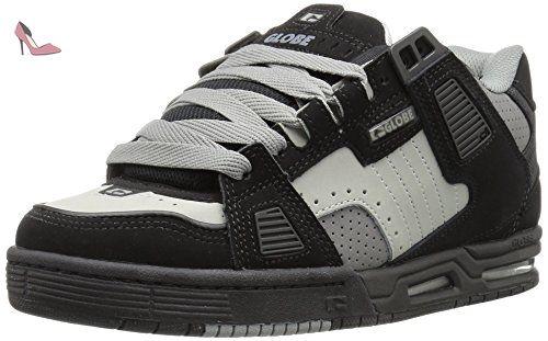 prix plancher meilleur prix code promo Globe Sabre, Chaussures homme - noir - Noir/gris ...