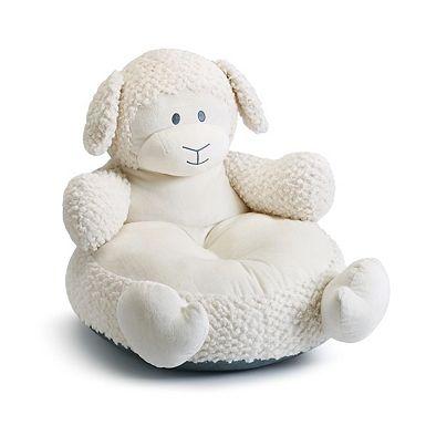 Lamb Plush Pillow Chair Kids Chairs Bean Bag Chair Kids