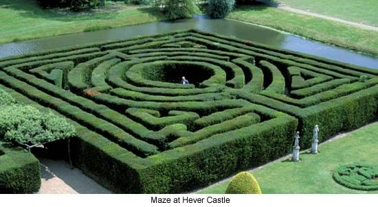 Labyrinth Designs Garden spiral garden maze design Garden Paths