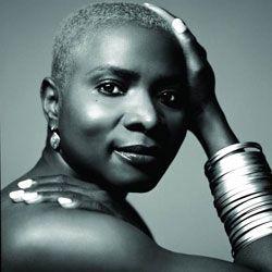 Angelique Kidjoe- Musician from Benin, UN Ambassador, and Women's rights activist for girls education in L'Afrique