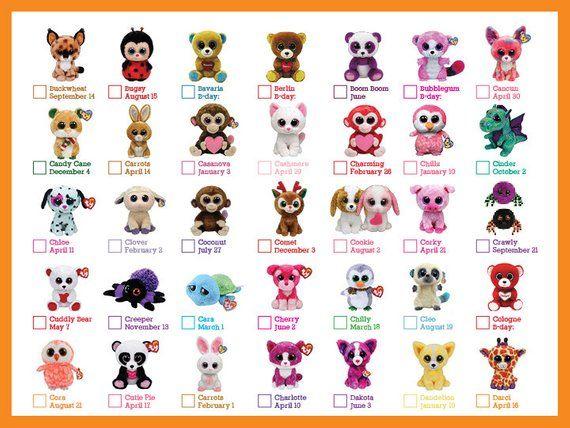 Pin By Yuri Lamas On Baby S Beanie Boo Birthdays Beanie Boo Party Beanie Boo Dogs