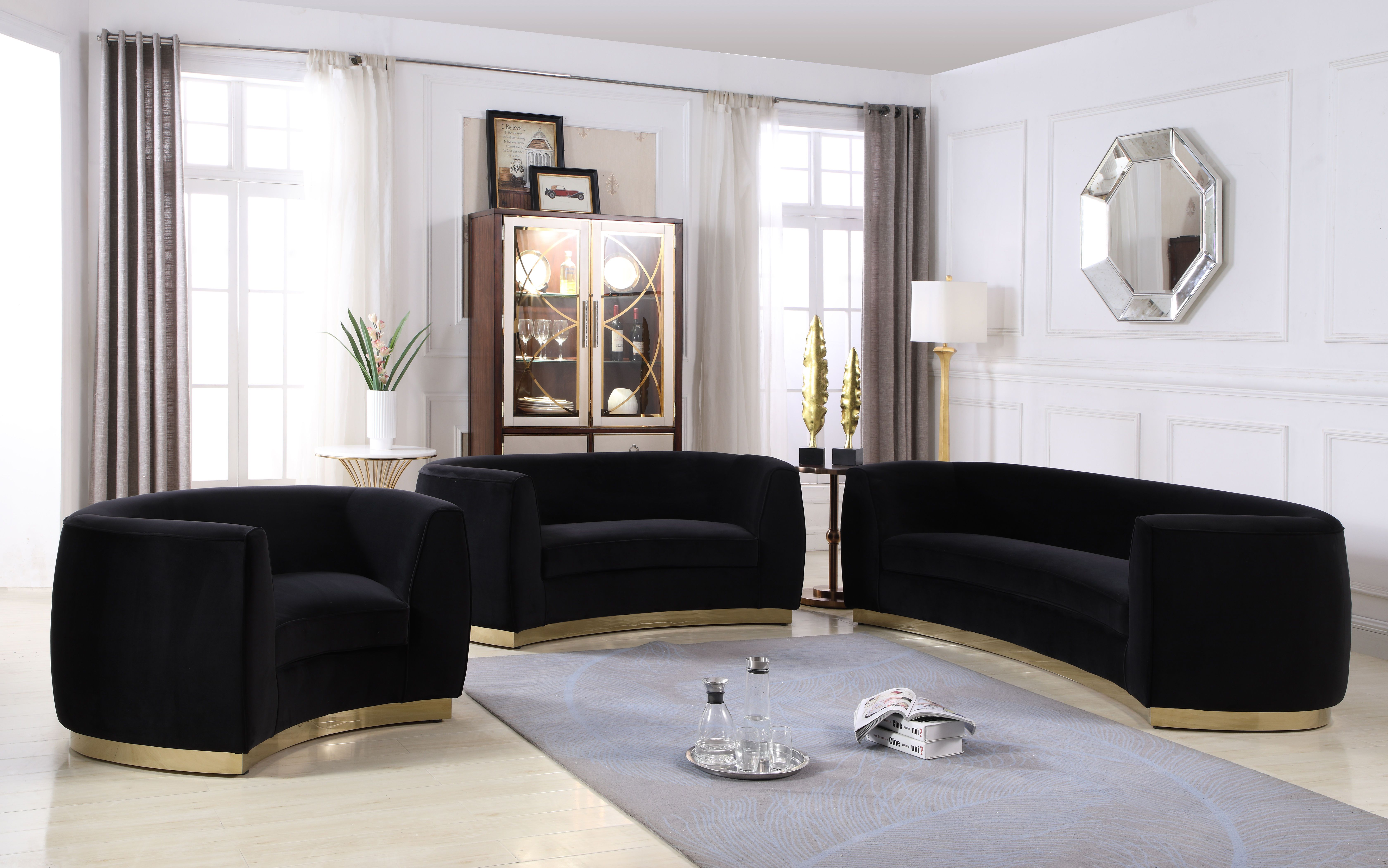 10 Awesome Ideas How To Improve Living Room Set For Cheap