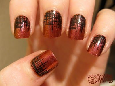 Crosshatch, from The Daily Nail