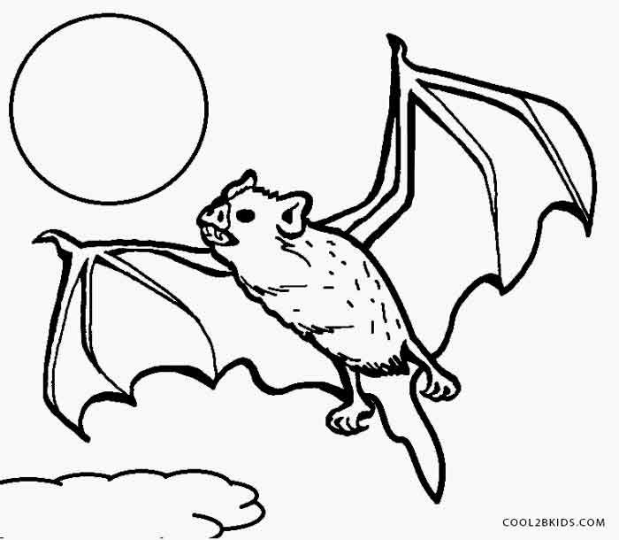 Printable Vampire Coloring Pages For Kids Cool2bkids Bat Coloring Pages Coloring Pages For Kids Coloring Pages