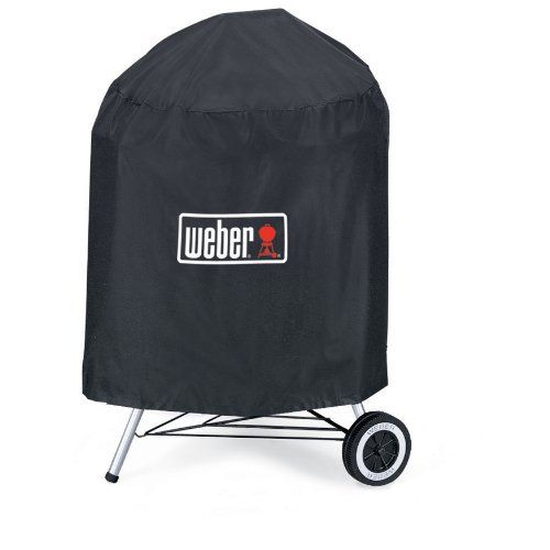 Weber 7453 Premium Kettle Cover Fits 22 5 Inch Charcoal Grills Details At Http Youzones Com Weber 7453 Premium With Images Weber Grill Cover Grill Cover Weber Barbecue