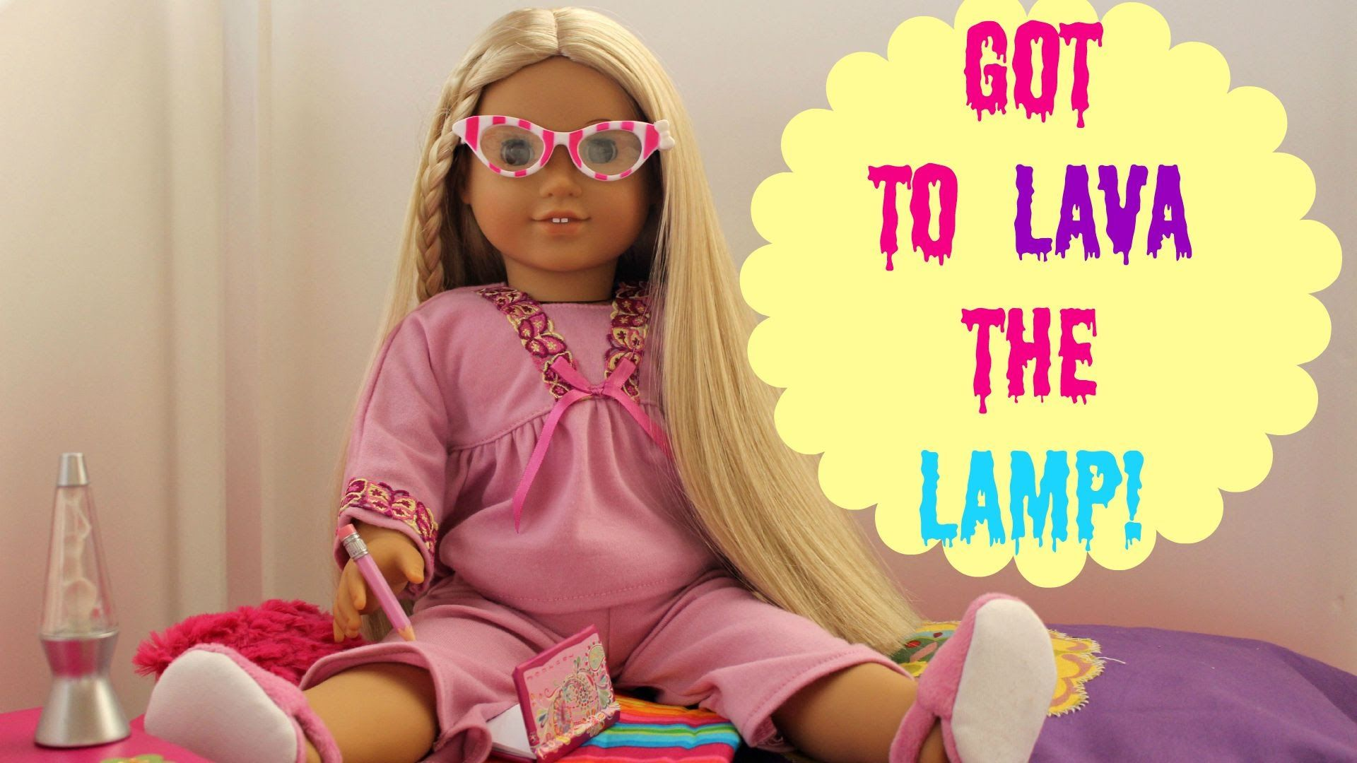 Got to Lava the Lamp Review (With images) American girl