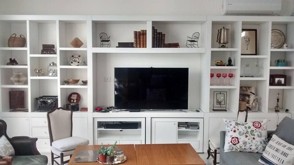 aprovechando el espacio deco le charme pour une fran aise pinterest salon biblioth que. Black Bedroom Furniture Sets. Home Design Ideas