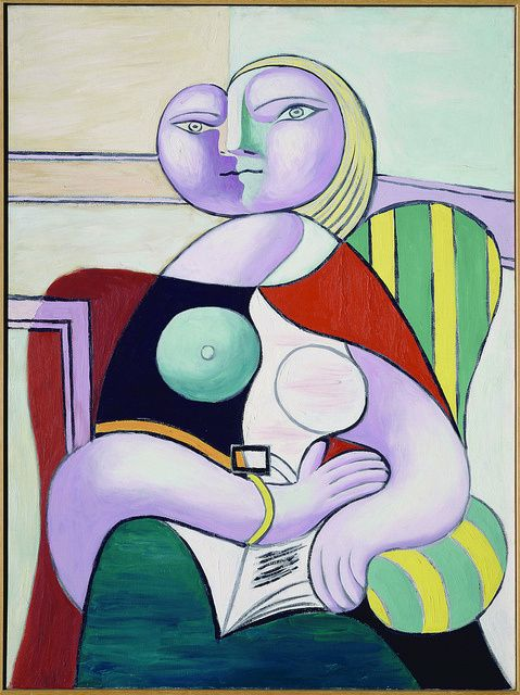 The Reader. Picasso