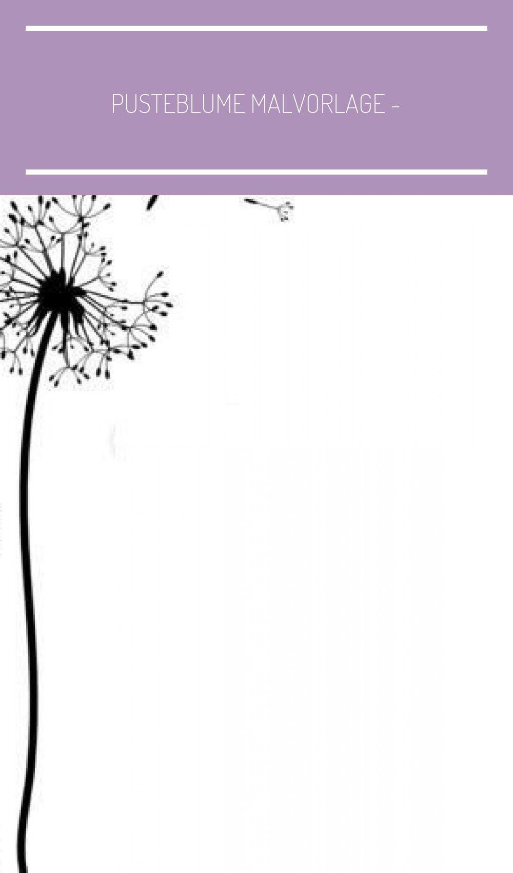 148 malvorlage pusteblume  coloring and malvorlagan