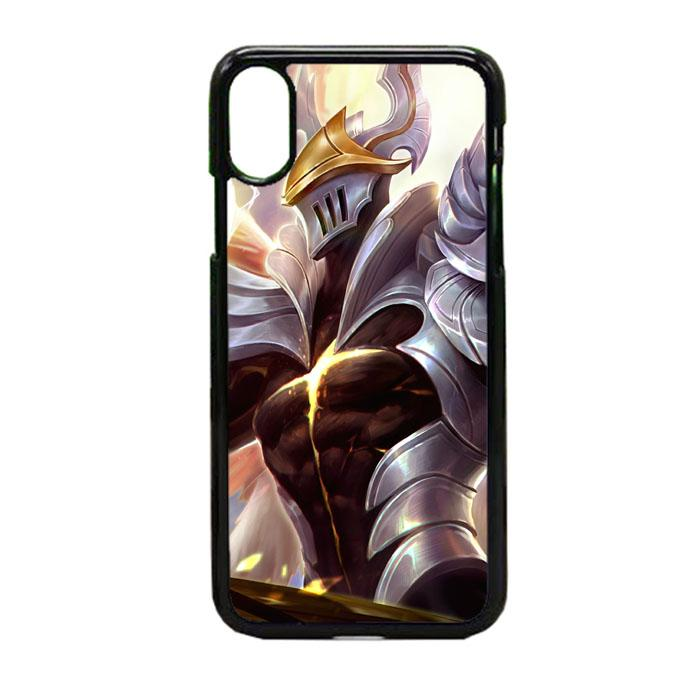 buy popular 22a96 b3ff5 Mobile Legends Argus Light Of Dawn Skin iPhone X Case | Casevega ...