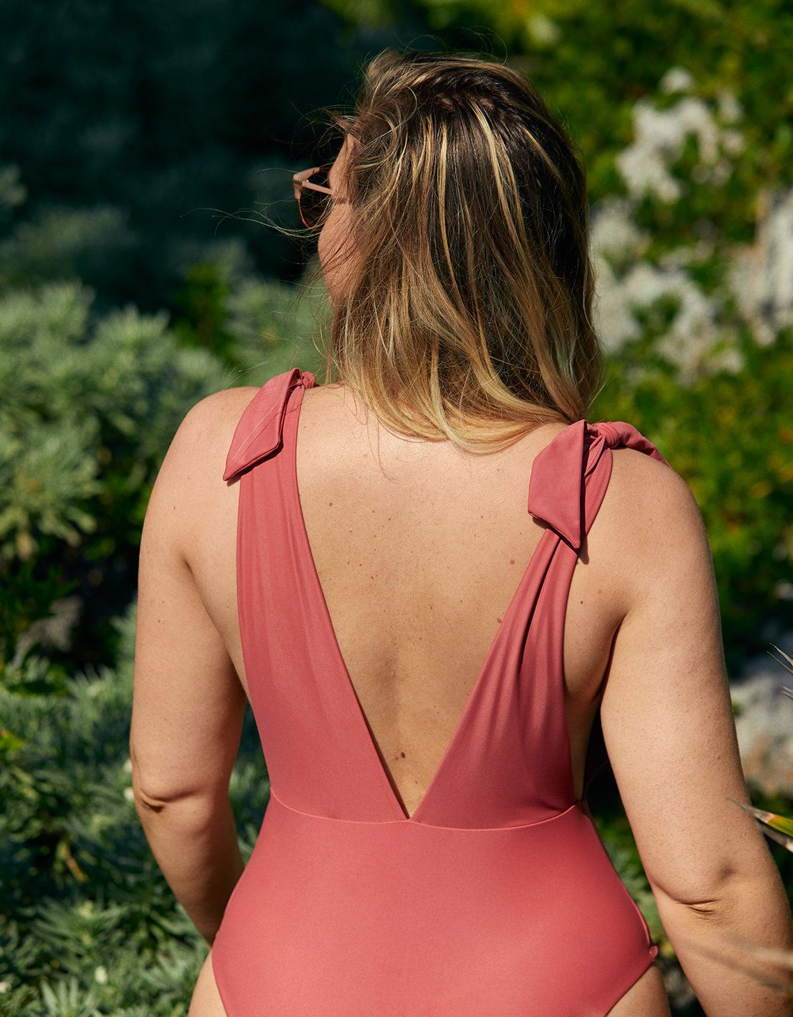 5316e4bb0f Aerie Ties One Piece Swimsuit in 2019
