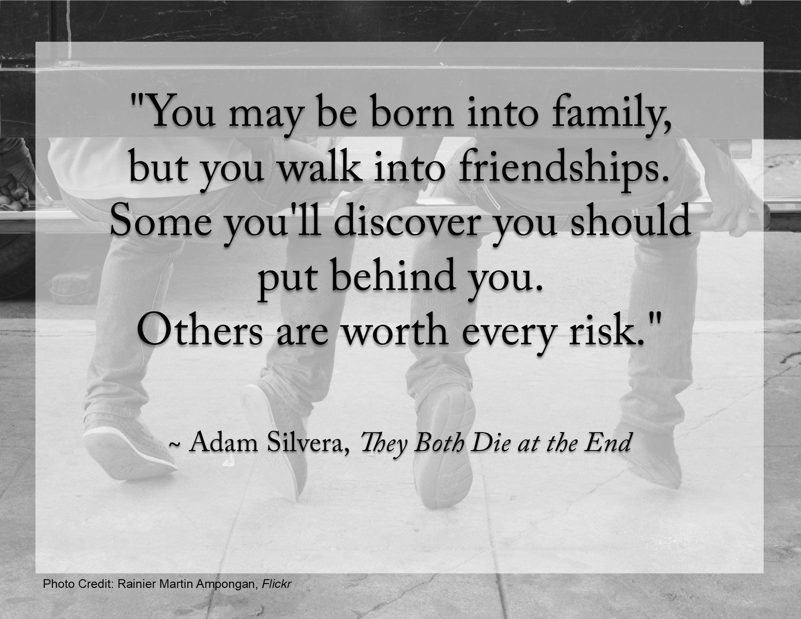Bookquote By Adam Silvera Our Favorite Quotes Book Quotes Books