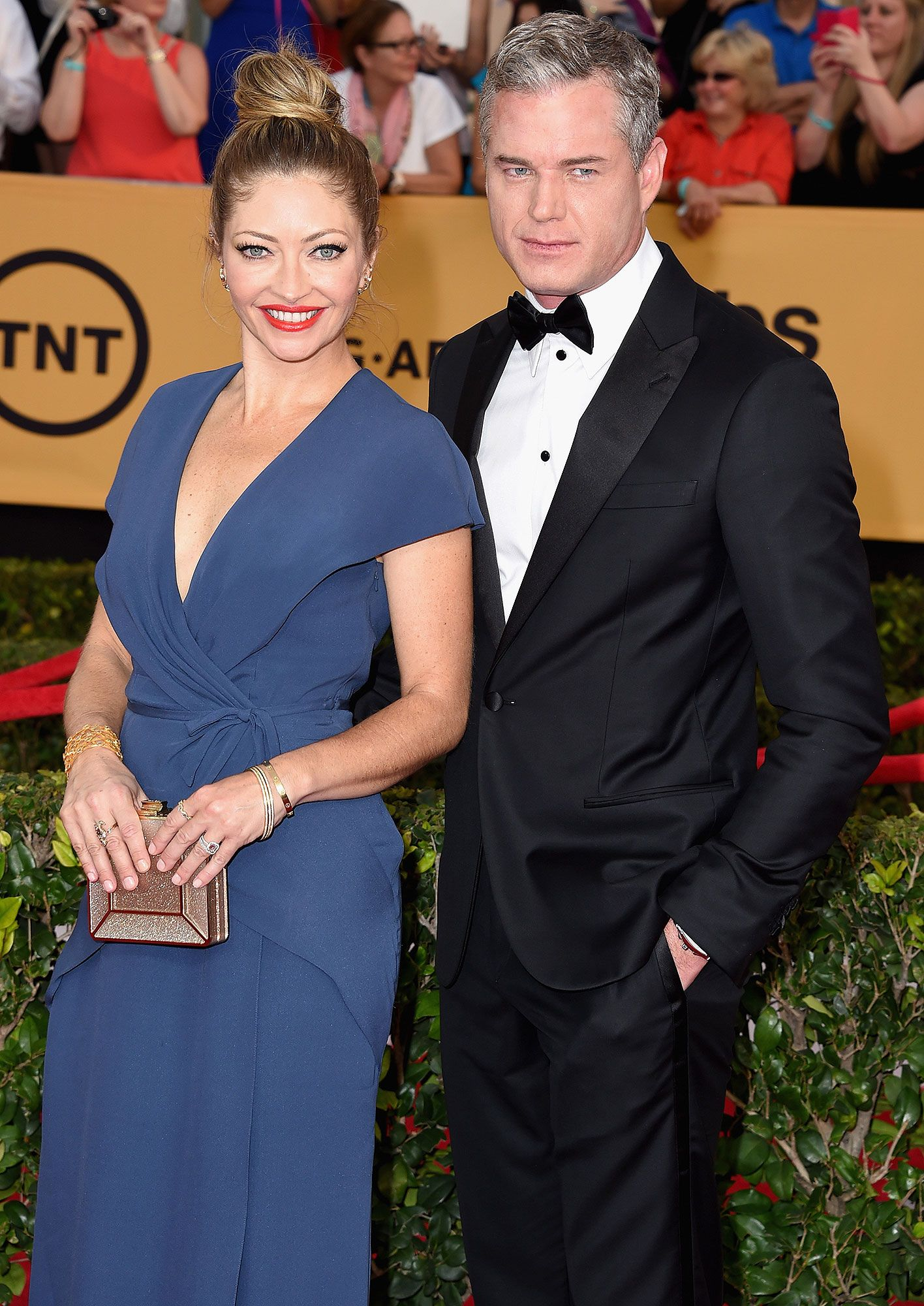 Rebecca Gayheart Files for Divorce From Eric Dane After 14