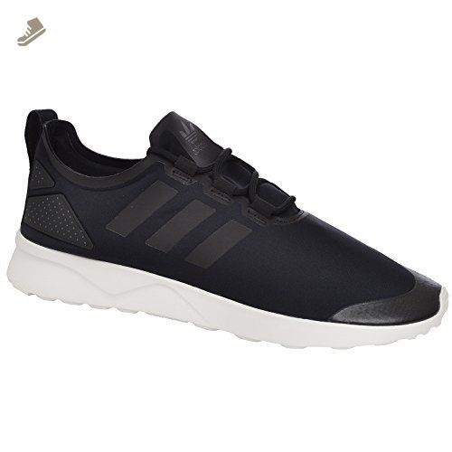 adidas Originals Womens ZX Flux Adv Verve Gym Shoes - Black - 9US - Adidas  sneakers