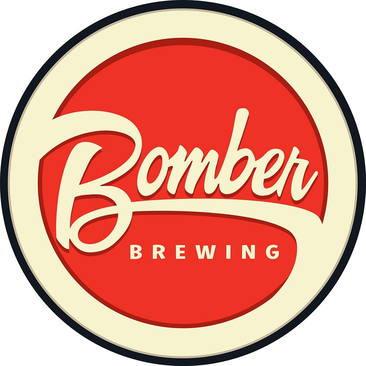 Bomber Brewing Vancouver Brewing British Leyland Logo