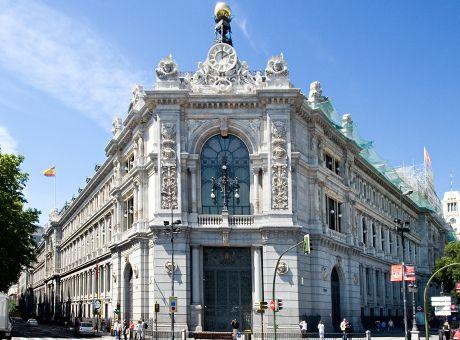Jorge Cano Moreno y sus cosas: Los lugares más bonitos de Madrid: Banco de España...