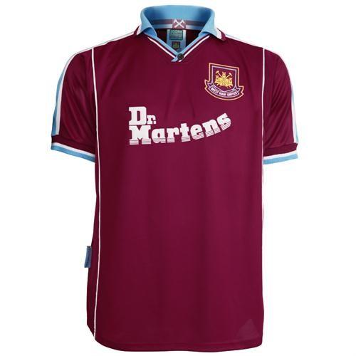 Di Canio 2000 Home Shirt Camisa Futebol