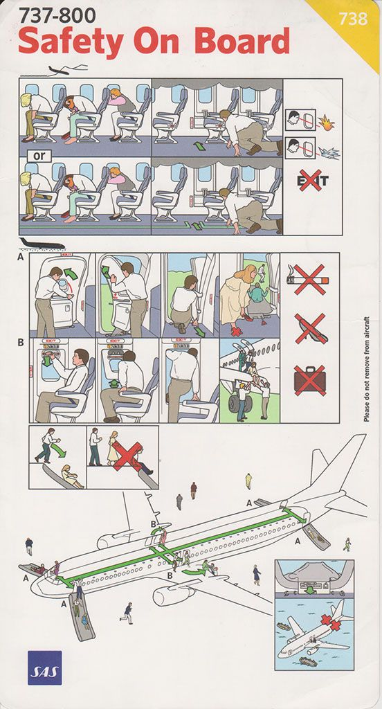 Pin By Kunal Sen On Airline Safety Manuals    Safety