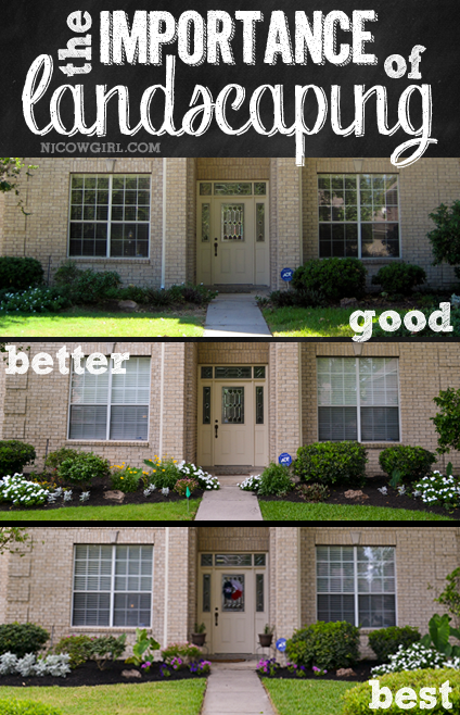 The Importance Of Landscaping In The Front Yard Curb Appeal