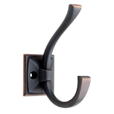 Coat Hooks Home Depot Classy Liberty Ruavista 413 Invenetian Bronze With Copper Highlights Design Decoration