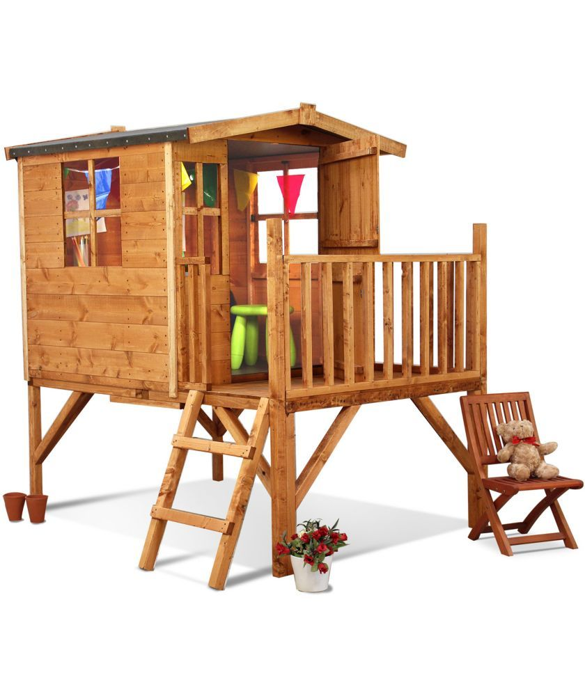 Buy BillyOh Junior Tower Playhouse 4 x 6ft at Argos.co.uk - Your ...