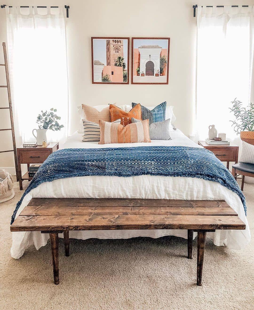 "Bohemian Home Decor on Instagram: ""Via: 💗@BIDathome 💗 what do you think? . Follow us for more @BIDathome . . . . Credits: @collectivco #decoration #decor #bohodecor…"""