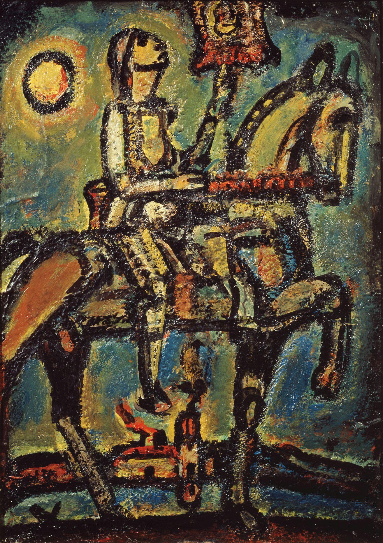 Paris Painting Georges Rouault