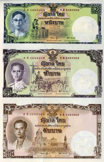 Pin By Prasit Tangjitrapitak On Thai Commemorative Banknote ธนบ ตร