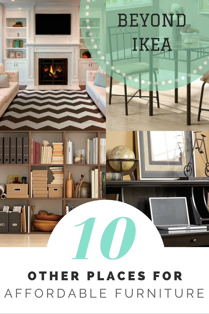Beyond Ikea 10 Other Places To Get Affordable Furniture