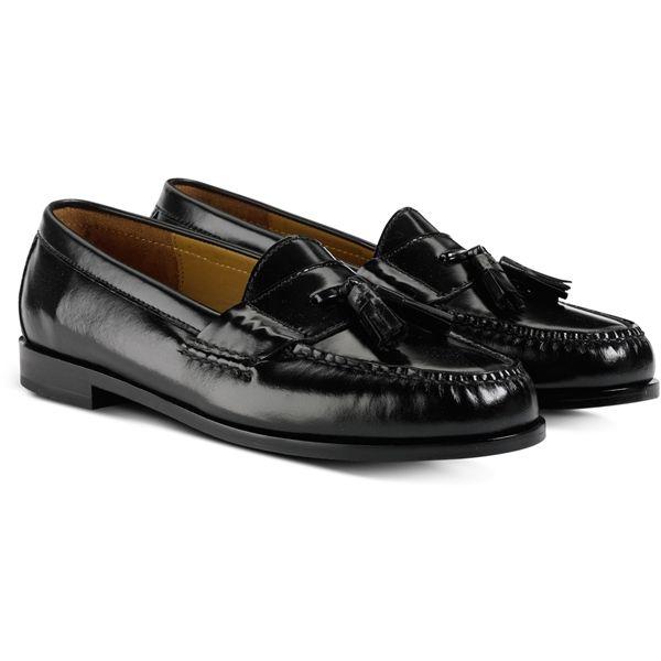 713da78bfd1 COLE HAAN COLE HAAN MEN S 03506 - PINCH TASSEL - BLACK.  colehaan  shoes