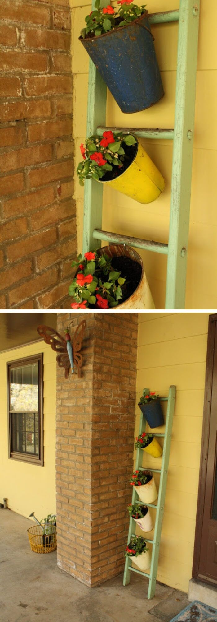 15 creative porch planter ideas designs for your house on easy diy woodworking projects to decor your home kinds of wooden planters id=69944