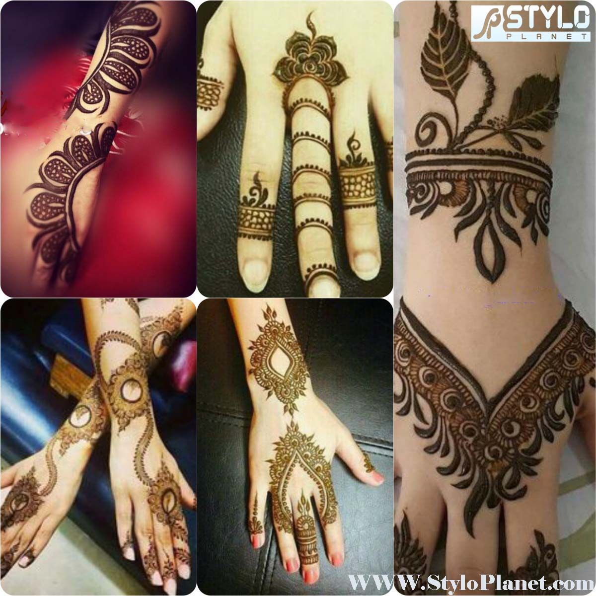 Mehndi design 2017 new model - Amazing Mehndi Design Collection 2017 2018 Image Gallery