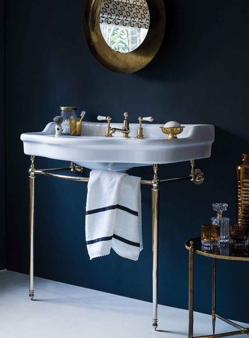 Empress Console on Frame Washstand | Buy Online at Catchpole & Rye ...