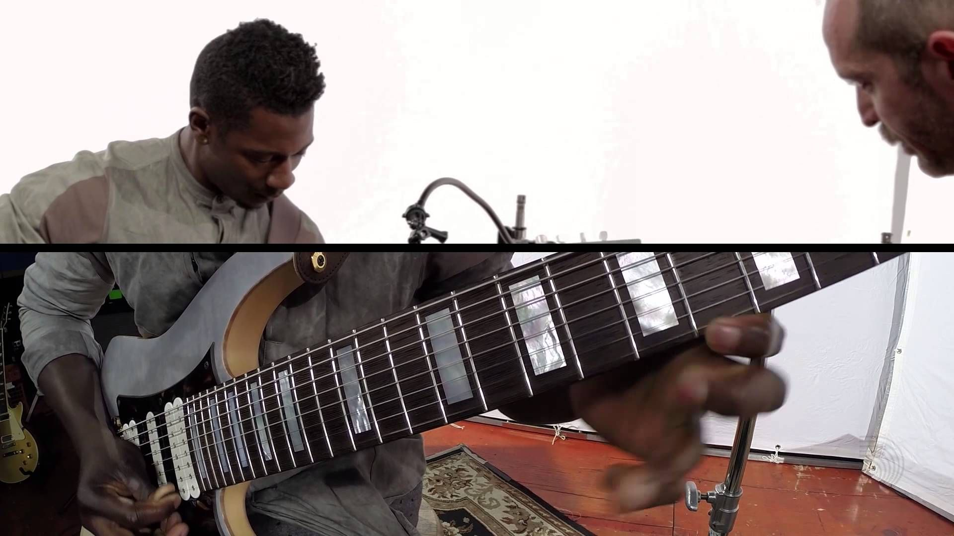 Episode 1 From Guitar Power Featuring Tosin Abasi From Animals As Leaders And Our Nyxl Strings Tosin Abasi Guitar Electric Guitar Strings
