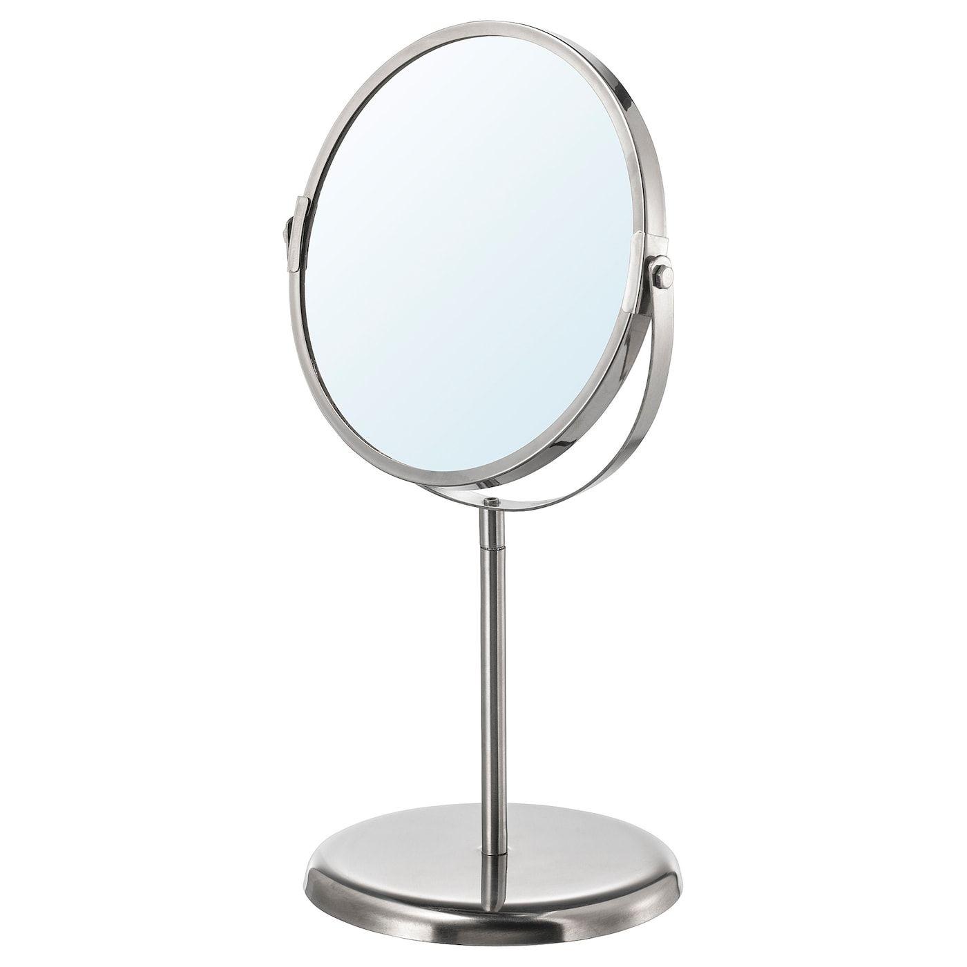 Trensum Mirror Stainless Steel In 2020 Mirror Magnifying