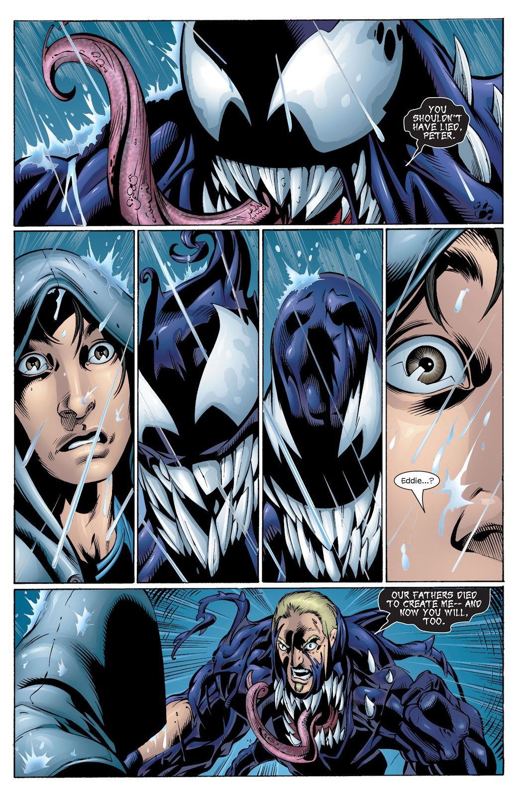 Ultimate Spider Man 2000 Issue 37 Read Ultimate Spider Man 2000 Issue 37 Comic Online In High Qual Symbiotes Marvel Ultimate Spiderman Marvel Spiderman