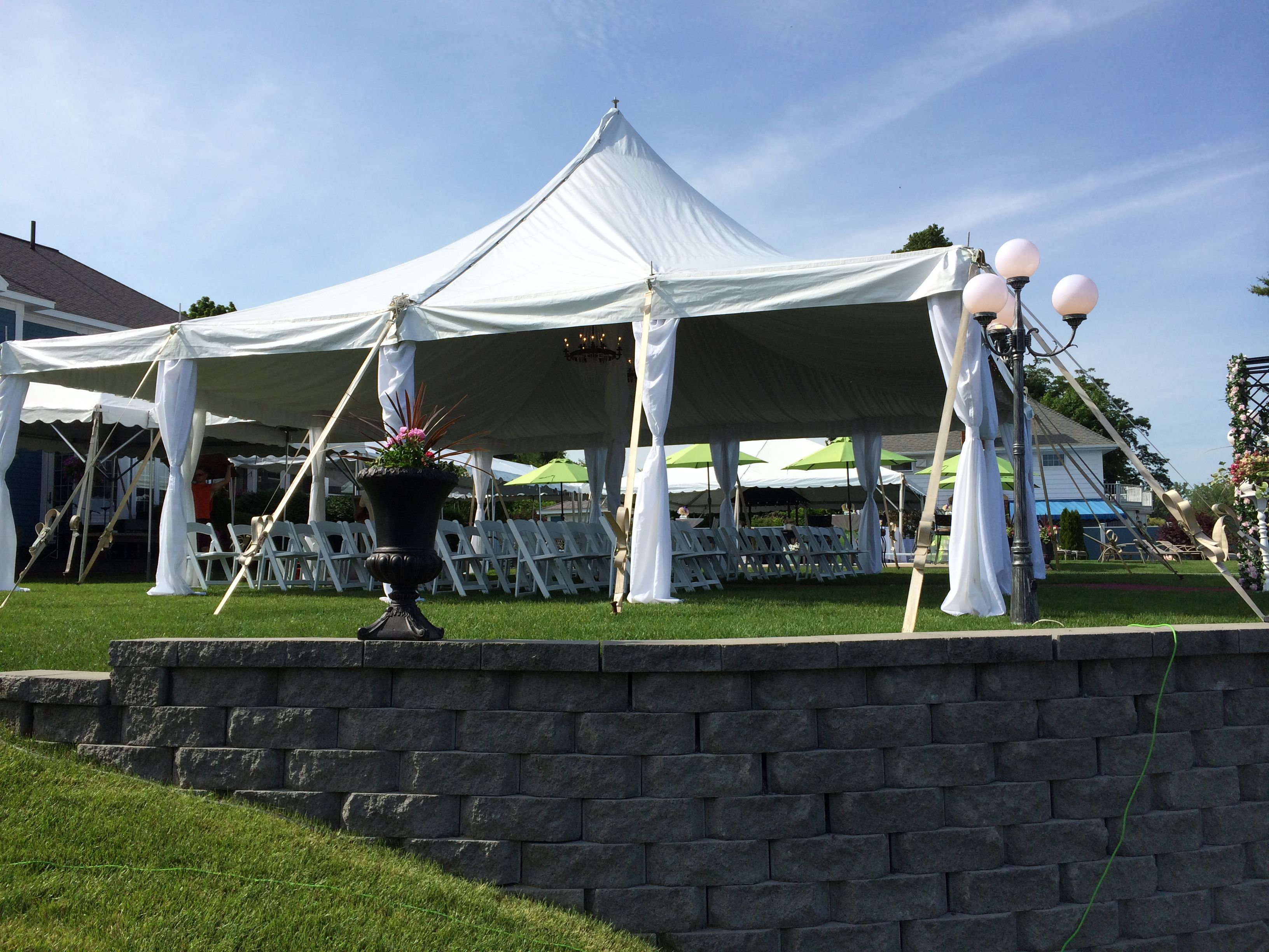 Pin By Fosters Tent Rentals On Pole Tents Canopy Rentals