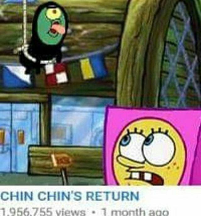 Chin Chin isn't going to be happy