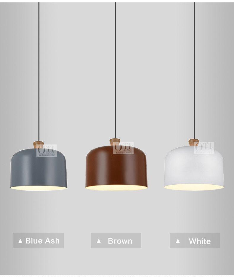 Nordic Restaurant Pendant Light Creative Individuality
