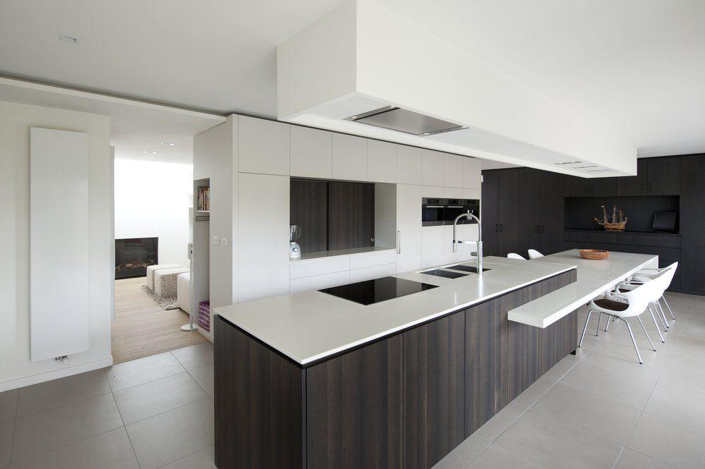 Huize LW-k - architect bettina luyten bvba - | Kitchen Ideas ...