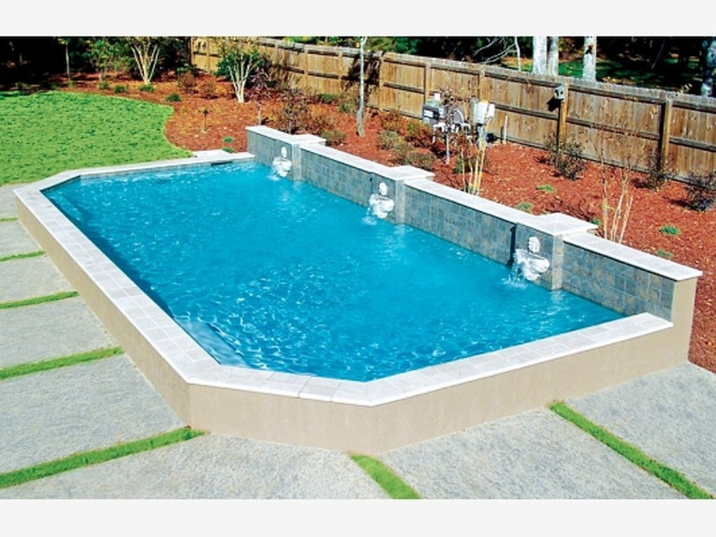 30+ Roman Grecian Swimming Pool Design Ideas | Pools ...