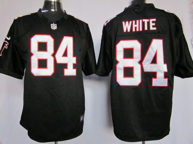 roddy white black jersey nike atlanta falcons 84 mens limited nfl jersey id