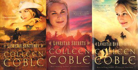 Lot Of 3 NEW Romance Lonestar Sanctuary Secrets Homecoming Colleen Coble