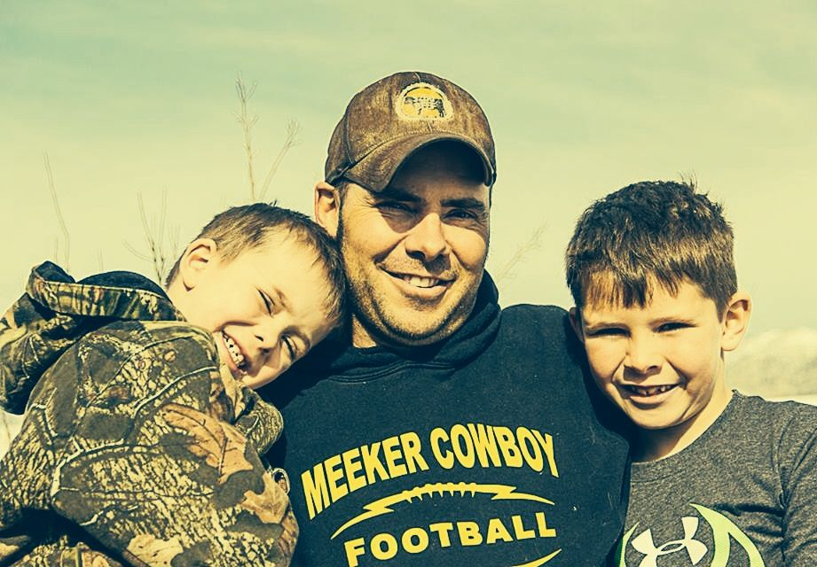 Love these guys! The gentlemen of the ranch :) #ranch #colorado #meeker