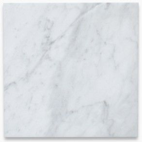 Carrara White 12x12 Tile Polished White Marble Tiles Carrera Marble Italian Marble Flooring